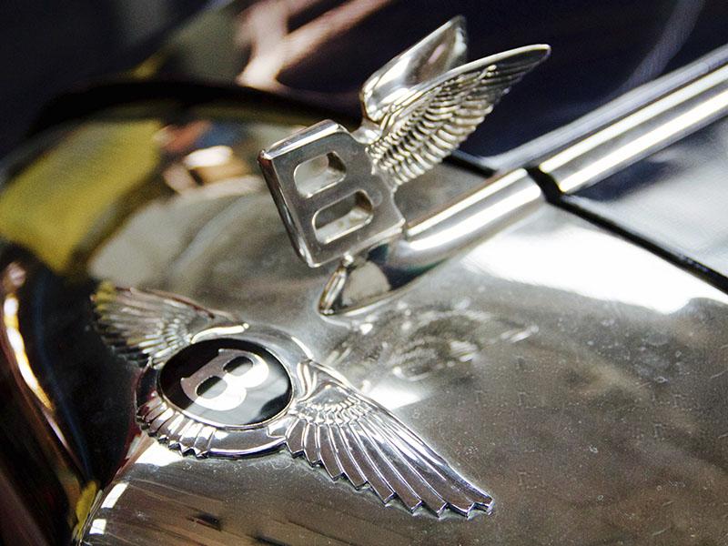 Bentley - FVC Clásicos y Deportivos
