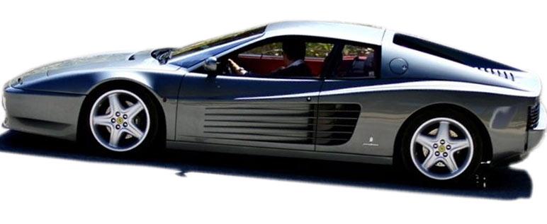 Ferrari 512. Restauración por FVC
