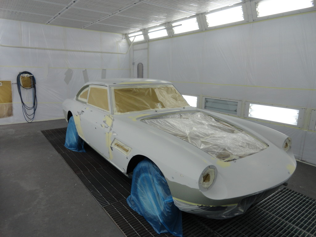 Restauracion Ferrari Madrid